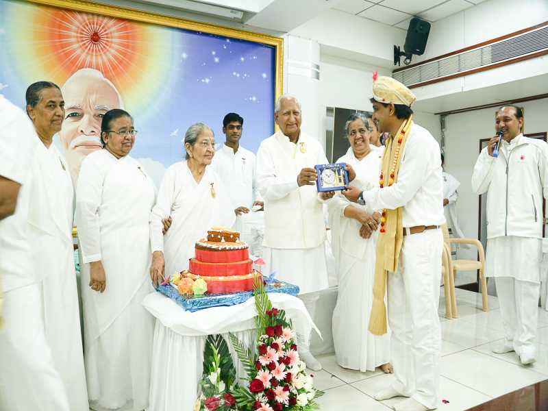 Sarladidi ji Birthday Celebration 8 March 2018 at SSB Hall (200)