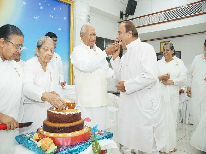 Sarladidi ji Birthday Celebration 8 March 2018 at SSB Hall (222)